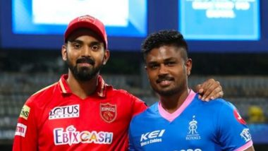 How To Watch PBKS vs RR IPL 2021 Live Streaming Online in India? Get Free Live Telecast Punjab Kings vs Rajasthan Royals VIVO Indian Premier League 14 Cricket Match Score Updates on TV