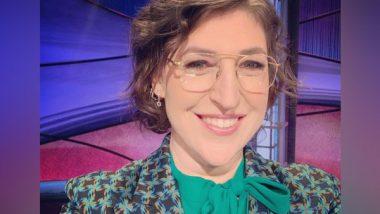 Entertainment News | Mayim Bialik Talks About 'Jeopardy!' Hosting Drama