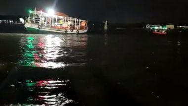 Ganpati Visarjan Tragedy: 3 Feared Drowned During Ganesh Idol Immersion at Versova Beach in Mumbai, 2 Others Rescued