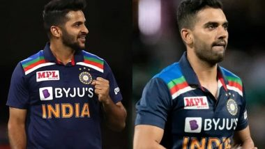Indian Team for T20 WC 2020: Shardul Thakur Likely to be Included Over Deepak Chahar for the Mega Event