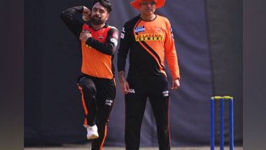 IPL 2021: Will Treat Every Game as Final and Give My 100%, Says SRH Spinner Rashid Khan