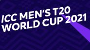 ICC T20 World Cup Warm-up Matches 2021 Schedule: Check Men's Twenty20 WC Practice Games Fixtures, Time Table in IST