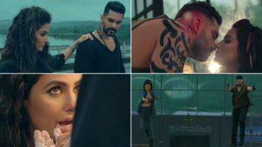 Main Bhi Barbaad: Hina Khan and Angad Bedi Raise the Temperature in the Music Video Teaser