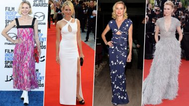 Naomi Watts Birthday: 7 Times She Ruled the Red Carpet Like a Queen (View Pics)