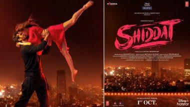 Shiddat: Sunny Kaushal, Radhika Madan, Diana Penty, Mohit Raina's Movie to Premiere on October 1 on Disney+ Hotstar Multiplex