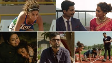 Rashmi Rocket: Taapsee Pannu Proves Why She Is Our Favourite in Just Three Mere Minutes of an Intriguing Trailer