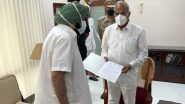 Captain Amarinder Singh Quits as Chief Minister of Punjab, Submits Resignation to Governor Banwarilal Purohit