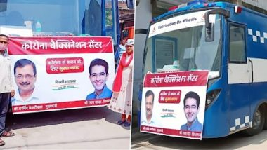 Delhi Govt Launches 'Vaccination on Wheels' To Inoculate Labourers Against COVID-19