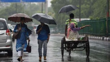 Weather Forecast: Heavy Rainfall Likely To Continue Over East and Northeast India Till October 20 Due to Low Pressure Area Over Bihar