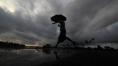 Odisha, Andhra Pradesh Brace for Heavy Rainfall, IMD Issues Pre-Cyclone Alert
