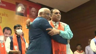 Bhupendra Patel Elected As New CM of Gujarat