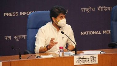 Drone Manufacturing Industry Expected To Generate Over 10,000 Direct Jobs, Likely to be Rs 900 Cr Industry by FY 2023-24, Says Jyotiraditya Scindia