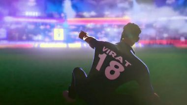 ICC Men's T20 World Cup 2021 Promo Out Featuring Virat Kohli in Animated Avatar, Netizens Question 'Where Are The Others' (Watch Video)