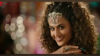 Rashmi Rocket Song Ghani Cool Chori: Makers of Taapsee Pannu's Film Release the Teaser of the First Song