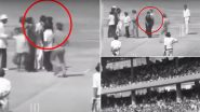 Was Cadbury Ad Inspired by Real-Life Kiss by Saree-Clad Female Fan to Indian Cricketer Brijesh Patel in 1975, Watch Video