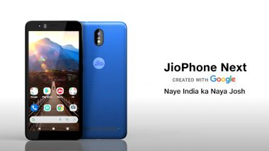 JioPhone Next New Specifications Teased Online