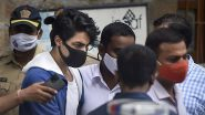 Aryan Khan Drug Case: Shah Rukh Khan's Son Bail Plea Rejected by Special Court