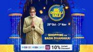 Flipkart Big Diwali Sale To Begin on October 28, 2021