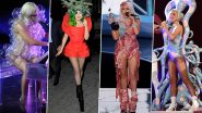Halloween 2021 Outfit Ideas: Lady Gaga and Her Eccentric Costumes That Can Be Your Inspiration This Year (View Pics)