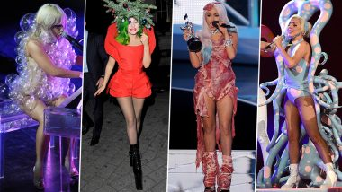Halloween 2021: Lady Gaga and Her Eccentric Costumes That Can Be Your Inspiration This Year