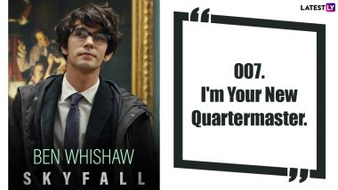 Ben Whishaw Birthday Special: 10 Wise-Cracking Quotes of the 'Q' Actor You Should Check Out From His James Bond Films