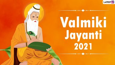 Valmiki Jayanti 2021 Images & HD Wallpapers for Free Download Online: Wish Happy Pargat Diwas With WhatsApp Messages, Quotes and Greetings