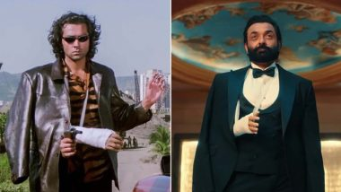 Bobby Deol Feels Nostalgic As Mobile Ad Recreates a Scene From Soldier, Gives Them a Big Shout-Out!