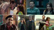 Bunty Aur Babli 2 Trailer: Saif Ali Khan–Rani Mukerji Are All Set To Battle With New Con Artists Siddhant Chaturvedi–Sharvari And It's An Entertaining Ride! (Watch Video)