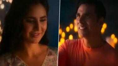 Sooryavanshi Song Mere Yaaraa Teaser: Akshay Kumar And Katrina Kaif's Romantic Ballad To Be Released On October 27! (Watch Video)