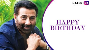 Sunny Deol Birthday Special: From Gadar 2 to Apne 2, Let Us Take a Look at Every Upcoming Movie of the Bollywood Star