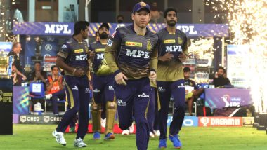 Here's Why KKR's Comeback Story in IPL 2021 Would Go Down as One of the Best in the Competition's Folklore
