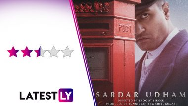 Sardar Udham Movie Review: Shoojit Sircar's Biopic, Starring Vicky Kaushal, Fails to Engage With Its Languorous Storytelling (LatestLY Exclusive)