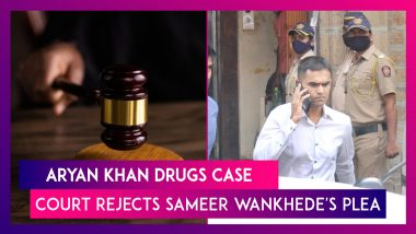 Aryan Khan Drugs Case: Court Rejects Sameer Wankhede's Plea, KP Gosavi Not Allowed To Surrender In UP
