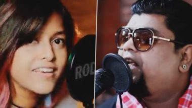 Singer Yohani's Manike Mage Hithe Song Gets A Bhojpuri Rap Twist By YouTuber Bihari Gypsy Soul And This Rendition Is Going Viral! (Watch Video)