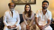 Aishwaryaa R Dhanush Shares Pics Of Rajinikanth, Dhanush With Their Awards And Says, 'Proud Daughter, Proud Wife'