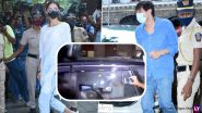 Aryan Khan Drugs Case: Ananya Panday and Her Father Chunky Panday Leave From NCB Office After Being Questioned by the Anti-Drug Agency