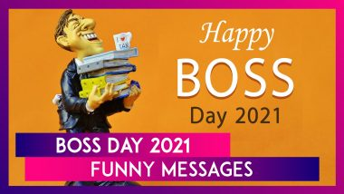 Boss Day 2021 Funny Messages: Hilarios Jokes And Memes to Have Some Fun On This Day