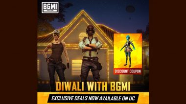Battlegrounds Mobile India Diwali Offers Announced by Krafton, Check In-Game Credits UC, Extra Benefits & More Here