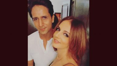 Sussanne Khan's Rumoured Boyfriend Arslan Goni Shares A Mushy Pic And Wishes His 'Darling' On Her Birthday!