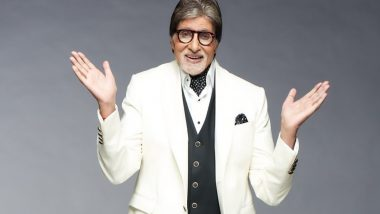 Amitabh Bachchan Reveals the Reason of Wearing Casual Sports Shoes in Formal Attire