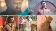 Pethanna Teaser: Rajinikanth Is Powerful in This Action-Packed Telugu Version of His Upcoming Movie (Watch Video)