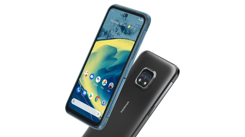 Nokia XR20 Smartphone To Be Launched in India Soon; Pre-Bookings To Begin on October 20, 2021 - LatestLY