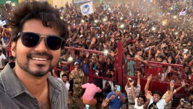 Thalapathy Vijay's Fan Club Wins Over 100 Seats in Tamil Nadu Rural Polls