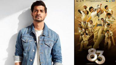 Tahir Raj Bhasin: 83 Can Turn Theatres Into Cricket Stadiums