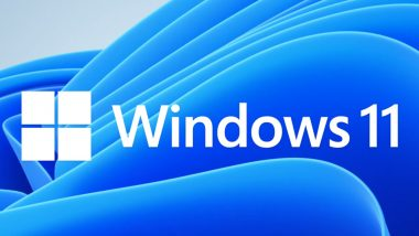 Microsoft Windows 11 Rolled Out, Here's How To Upgrade Your Operating System