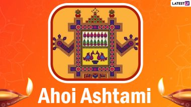 Ahoi Ashtami 2021 Date, Shubh Muhurat & Puja Vidhi: From Vrat Katha to the Importance of Milk-Rice Bhog, Everything You Need To Know About the Festival