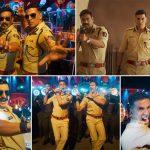 Sooryavanshi Song Aila Re Aillaa: Akshay Kumar, Ranveer Singh, Ajay Devgn Set The Festive Mood With Their Energetic Dance Moves (Watch Video)