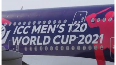 Emirates Airlines Introduces T20 World Cup 2021 Themed Airbus A380, ICC Shares Video