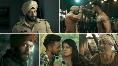 Antim – The Final Truth Trailer: It's Salman Khan Vs Aayush Sharma! Actors' Face-Off in This Action Thriller Leaves Us Impressed (Watch Video)