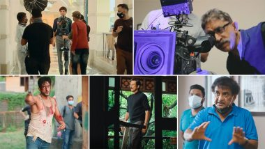 Special Ops 1.5 BTS: Here Is What Went Down in Making Kay Kay Menon's Disney+ Hotstar Series (Watch Video)
